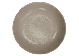Modulo Nature Taupe Salad/Cereal Plate