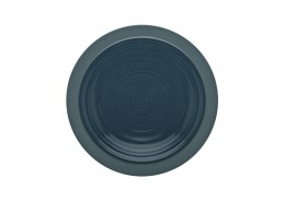 Bahia Blue Stone Dinner Plate