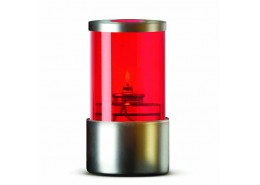 Ambeo Clear Red Lamp