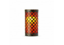 Goa Amber Candle Holder