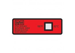 Thermostrip Dishwasher Labels