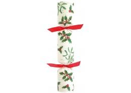Duni White Christmas Crackers