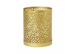 Duni Bliss Gold Candle Holder