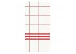 Dunisoft Towel Napkins Red 1/8 Folded