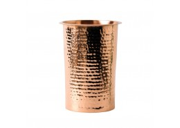 Solid Copper Wine Cooler Hammered