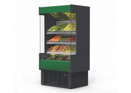 1.6m Refrigerated Fruit & Veg Multideck
