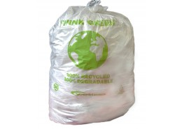 Clear Recycled Sack