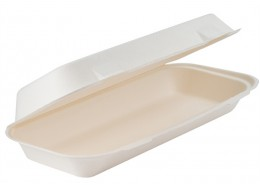 Compostable Fish & Chip Box