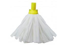 Big White Exel Socket Mop Yellow