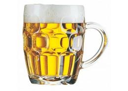 Britannia Dimpled Beer Tankard
