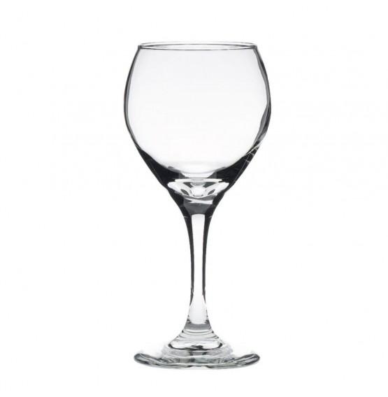 Perception Round Wine Glass
