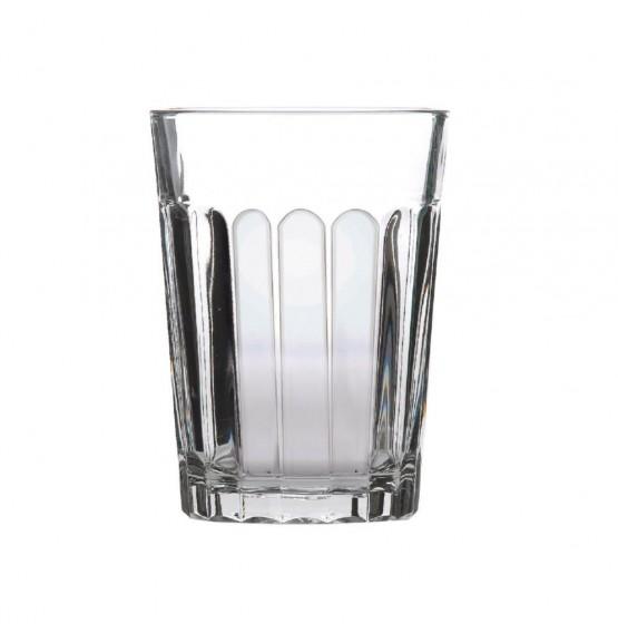 Paneled Juice Glass