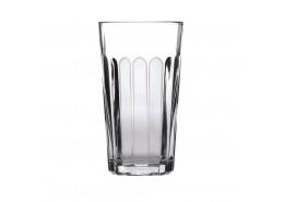 Paneled Beverage Glass