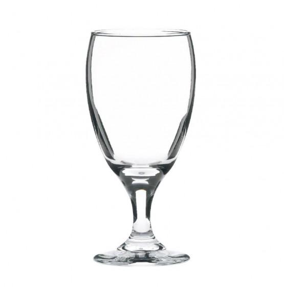 Teardrop Short Stem Wine Glass