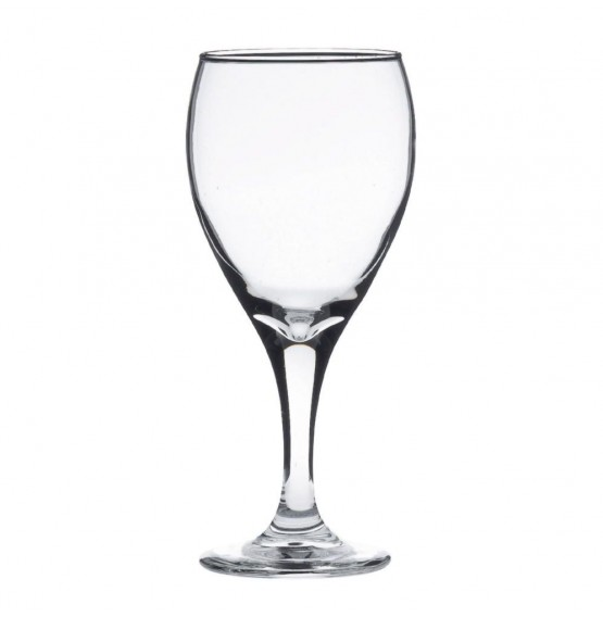 Teardrop Goblet Wine Glass 175ml CE