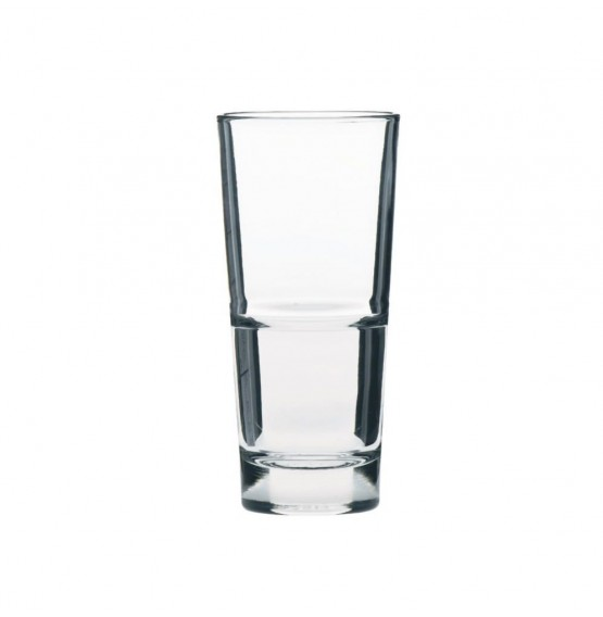 Endeavor Beverage Glass Lined 1/2 Pint CE