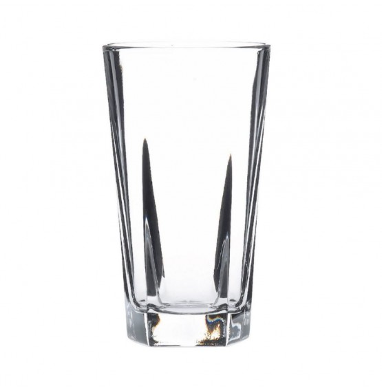 Inverness Beer Glass Lined 1/2 Pint CE