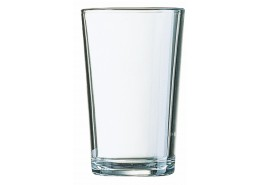 Conique Beer Glass CE 1/2Pt