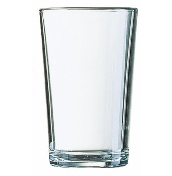 Conique Beer Glass CE 1/2Pt