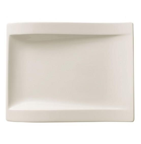 NewWave Flat Rectangular Plate