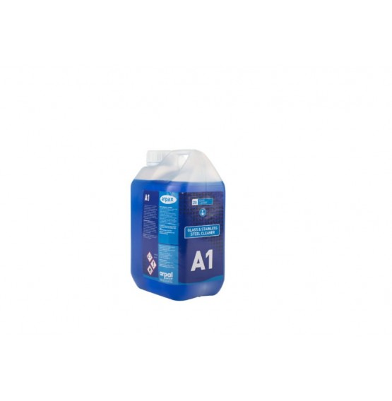 Arpax A1 Concentrated Glass & Stainless Steel Cleaner
