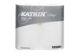 Katrin Plus 300 Sheet Easy Flush
