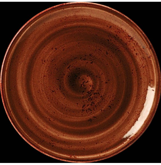 Craft Terracotta Coupe Plate