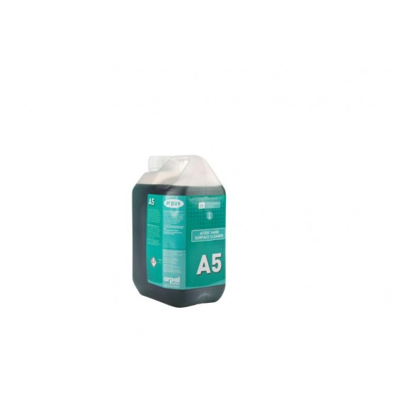 Arpax A5 Concentrated Acidic Surface Cleaner/Sanitiser