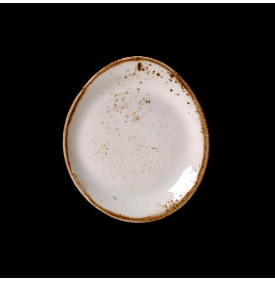 Craft White Plate