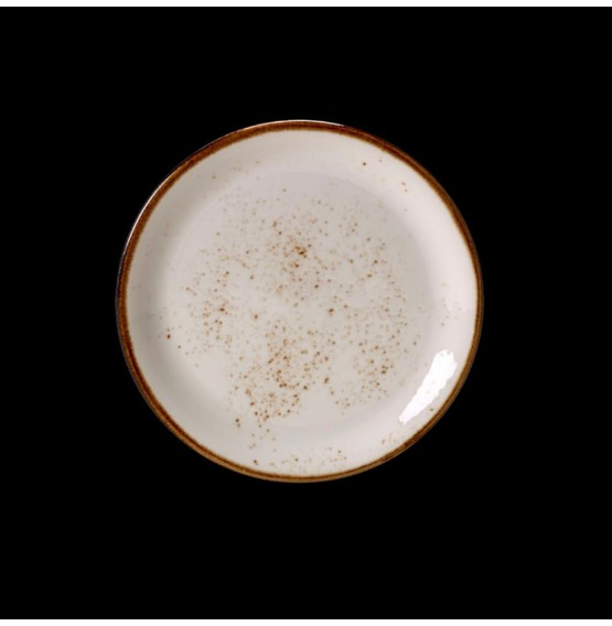 Craft White Coupe Plate