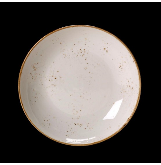 Craft White Coupe Bowl