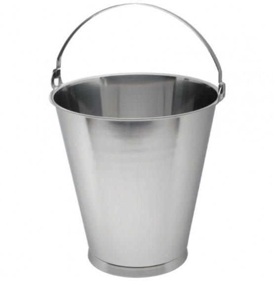 Skirted Base Bucket Graduated