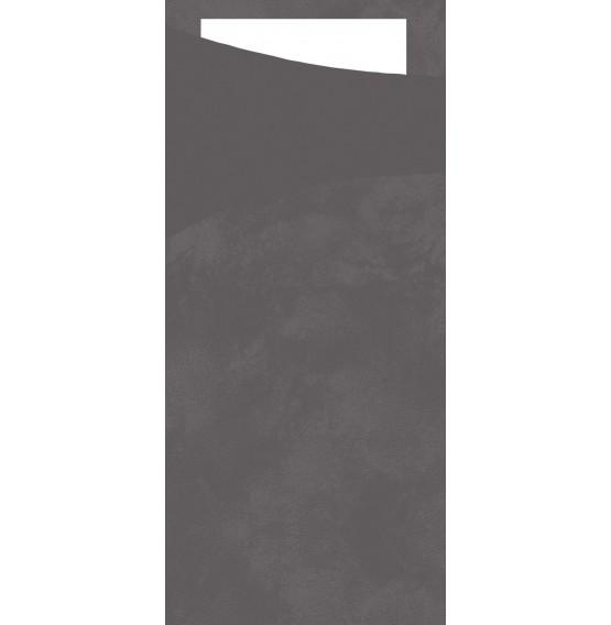Duni Sacchetto Tissue Granite Grey