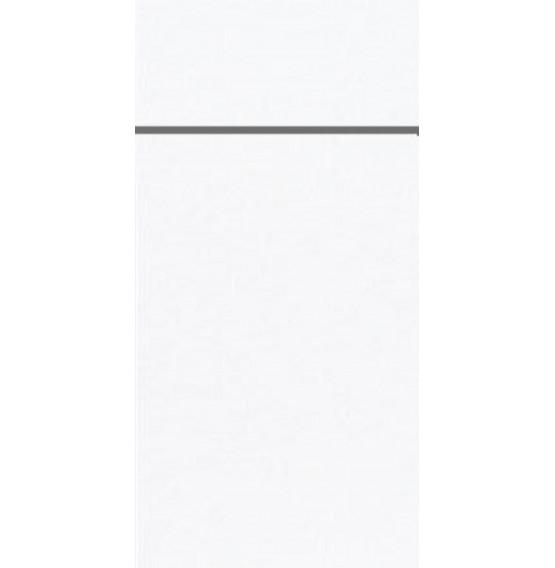 Duniletto Slim Napkin Pocket White