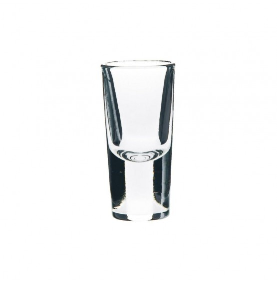Fill To Brim Shooter Glass