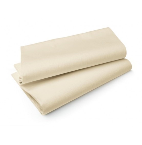 Duni Evolin Table cover Cream