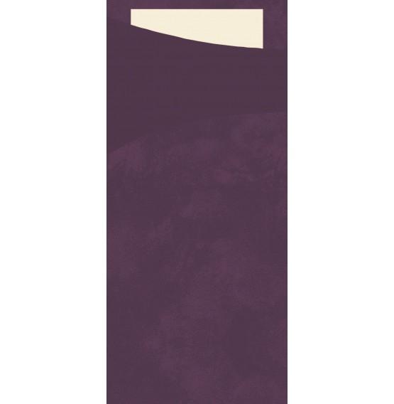 Duni Sacchetto Tissue Plum