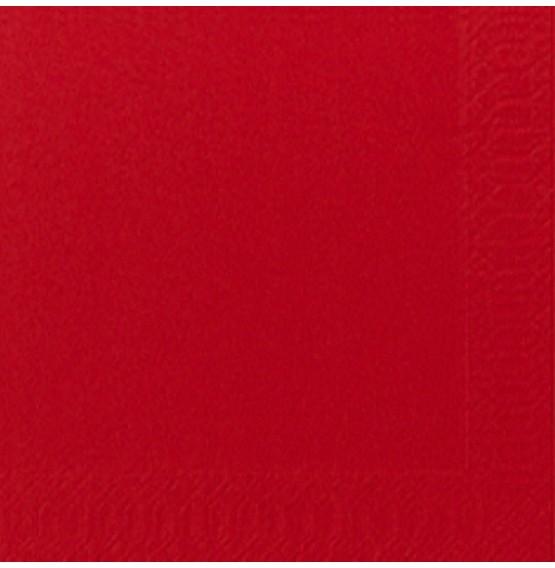 Duni Tissue Napkins 2ply Red