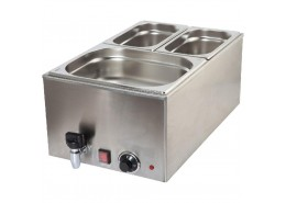 Bain Marie with Tap
