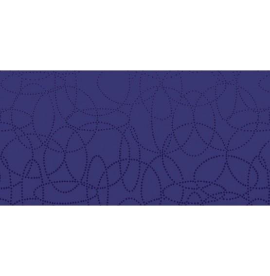 Dunisilk+ Slipcover Circuits Dark Blue