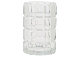 Duni Candle Holders Scacchi Clear