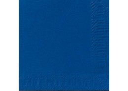 Duni Tissue Napkins 2ply Dark Blue