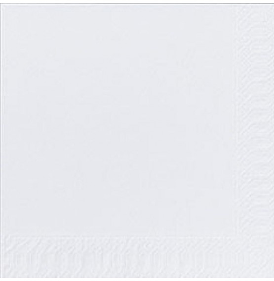 Duni Tissue Napkins 2ply White