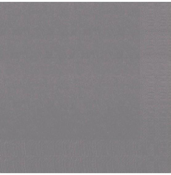 Duni Tissue Napkins 2ply Granite Grey