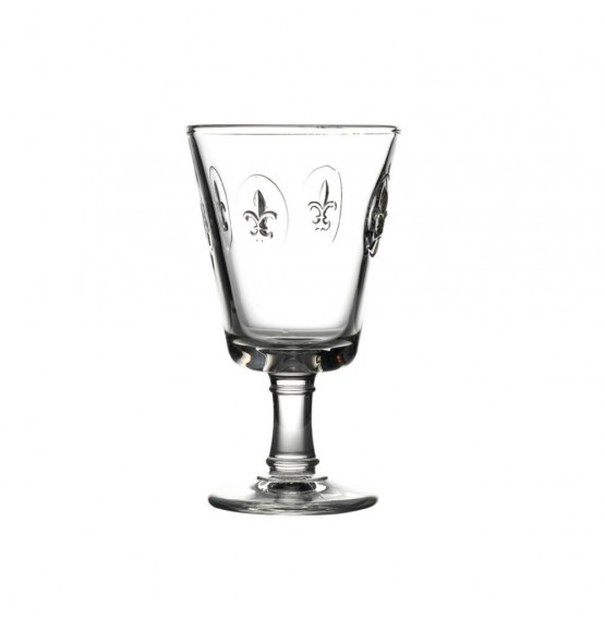 Fleur de Lys Cocktail Glass