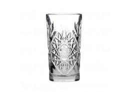 Hobstar Cooler Glass