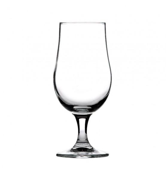 Munique to Brim Stemmed Beer Glass