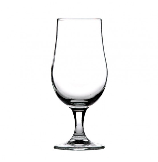 Munique to Brim Stemmed Beer Glass