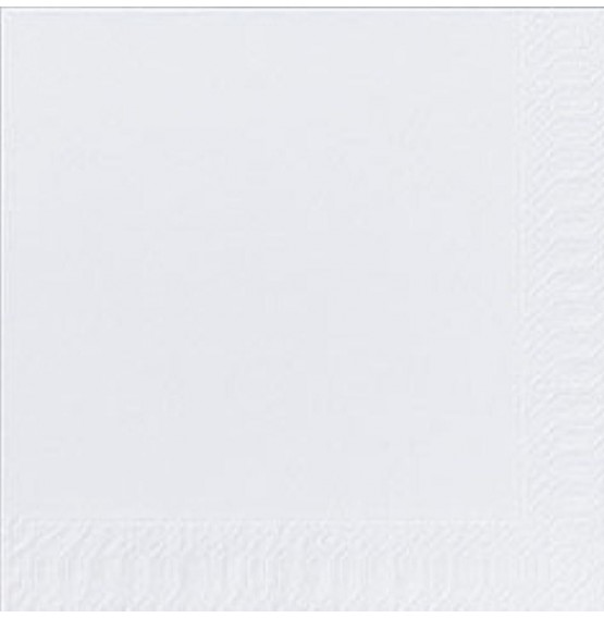 Duni Tissue Napkins 3ply White