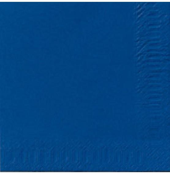 Duni Tissue Napkins 3ply Dark Blue